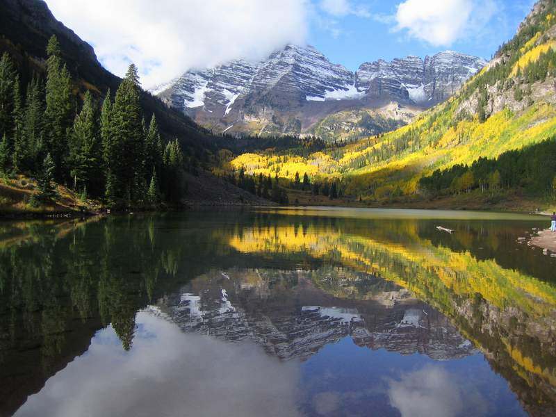 Colorado Fall Colors 2019: When & Where to See the Leaves