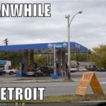 North Star Project: Loitering Black Teens Take Over Detroit Gas Station, Drive Business Away