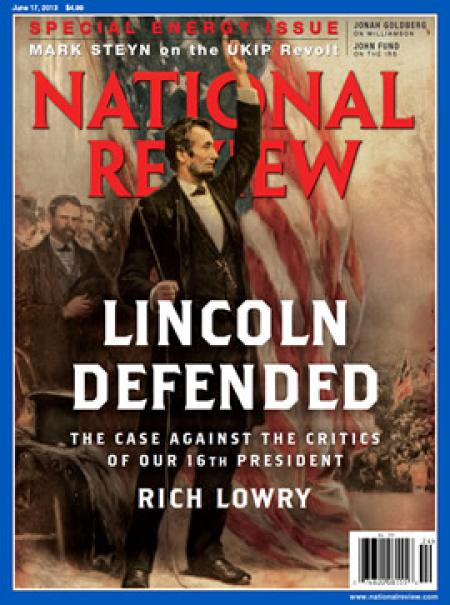 lincoln the tyrant essay
