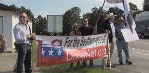 It's time to take our country back ... Dixie!