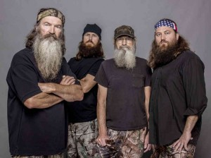 Duck Dynasty's Phil Robertson suspended ... future of show in doubt