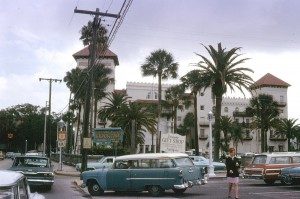 St. Augustine, Florida in the 1960s