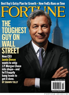 Jp Morgan CEO