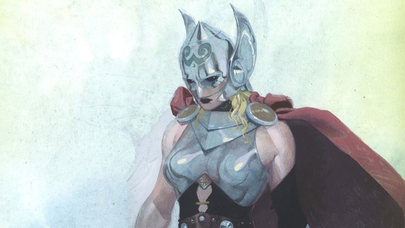 thor-woman-marvel