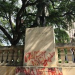 Texas: Confused College Students Deface and Seek Removal of Jefferson Davis Statue