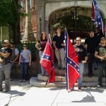 Knoxville Confederate Flag Rally