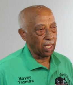 Saint T. Thomas Jr., Mayor of Union Springs, AL