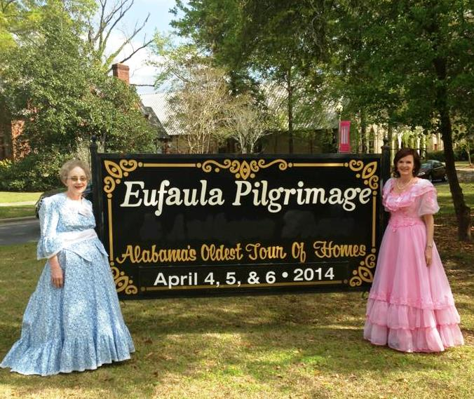 Does the Eufaula Pilgrimage glorify the Old South? Yes, so what?
