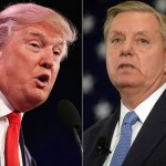 The Donald Gives Out Lindsey Graham's Cellphone Number